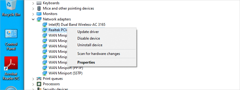 how to uninstall drivers on windows 10 n
