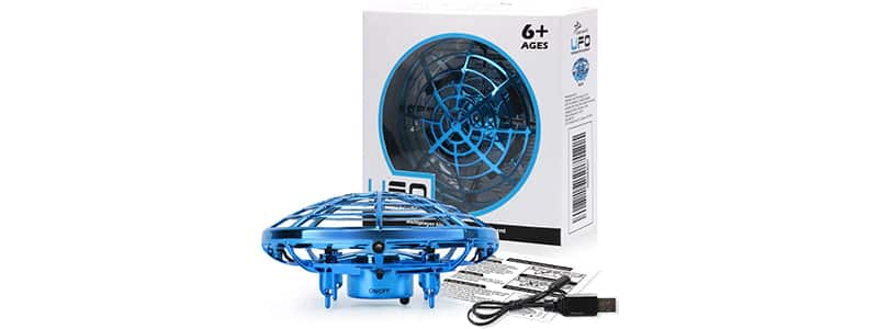 jasonwell hand operated drone for kids
