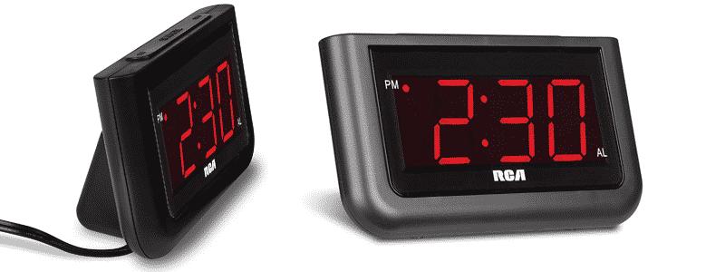 rca rcd30a alarm clock