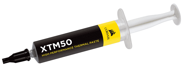 corsair xtm50 thermal compound paste