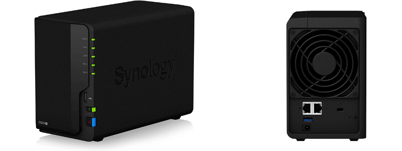 synology 2 bay nas diskstation ds220