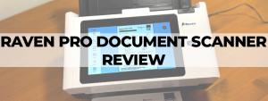 raven pro document scanner 1