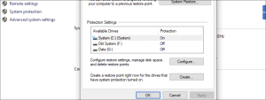 how to delete backup files in windows 10 17