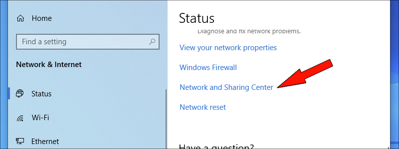 how to find wi-fi password on windows 10 5