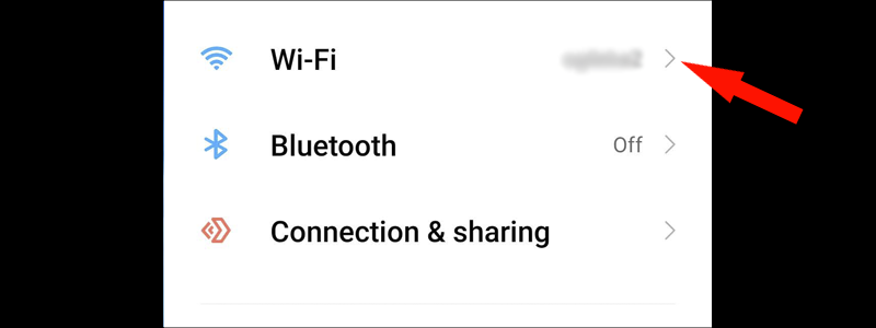 how to find wi-fi password on android 2