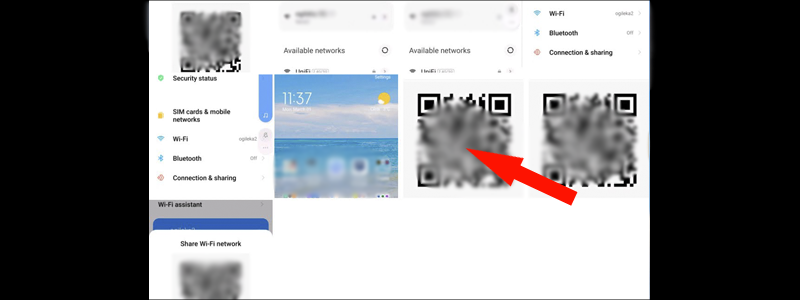 how to find wi-fi password on android 6