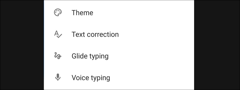 how to turn off autocorrect on android 11