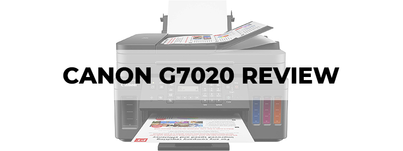 canon g7020 review