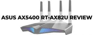 asus ax5400 rt-ax82u review