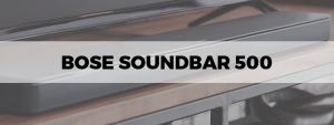 bose soundbar 500 6