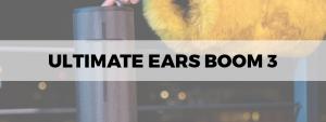ultimate ears boom 3 1